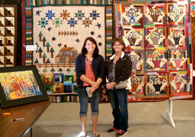 Heritage Crafts Quilt Show