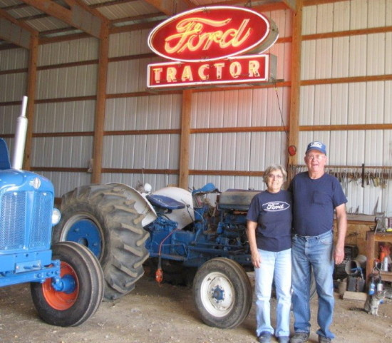 FORD TRACTORS FOR ALL SEASONS