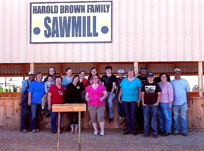 FAMILY SAWMILL
