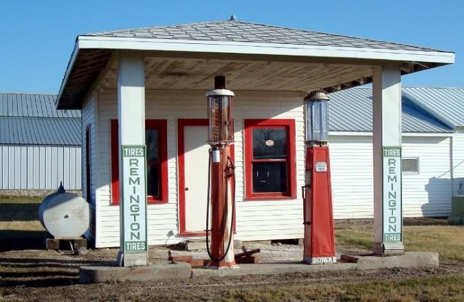 STRATFORD SINCLAIR STATION