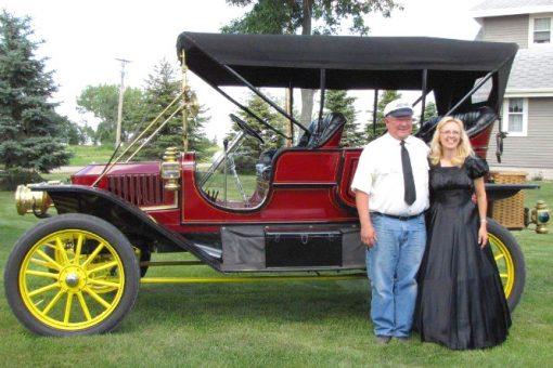 Rare 1910 Stanley Steam Car